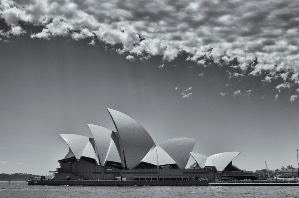 Andrew Barnes Landscape Photography, Sydney Opera House, Sydney Harbour