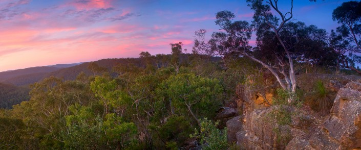 Berowra, Berowra Valley Regional Park, Berowra Waters, Sunset, Landscape Photography
