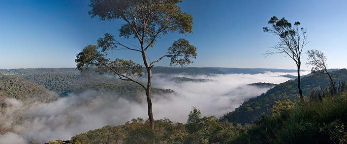 Berowra, Berowra Valley Regional Park, Berowra Waters, Sunset, Landscape Photography, Barnetts