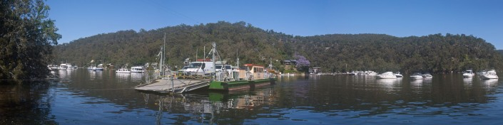 Berowra, Berowra Valley Regional Park, Berowra Waters, Sunset, Landscape Photography, Berowra Waters Ferry