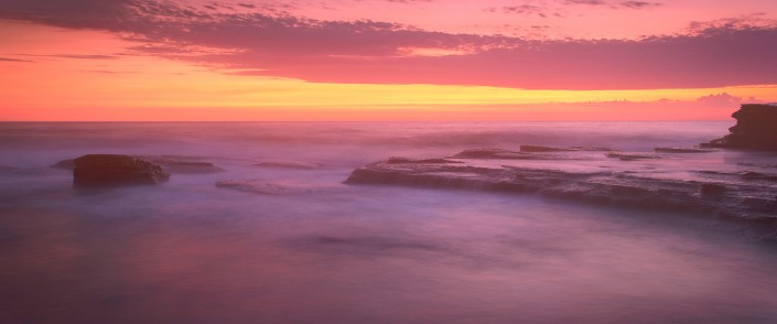 Andrew Barnes Landscape Photography - Terrigal Calm