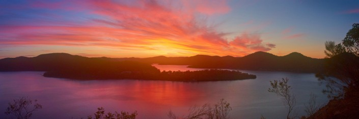 Andrew Barnes Landscape Photography - Milson Island Sunset
