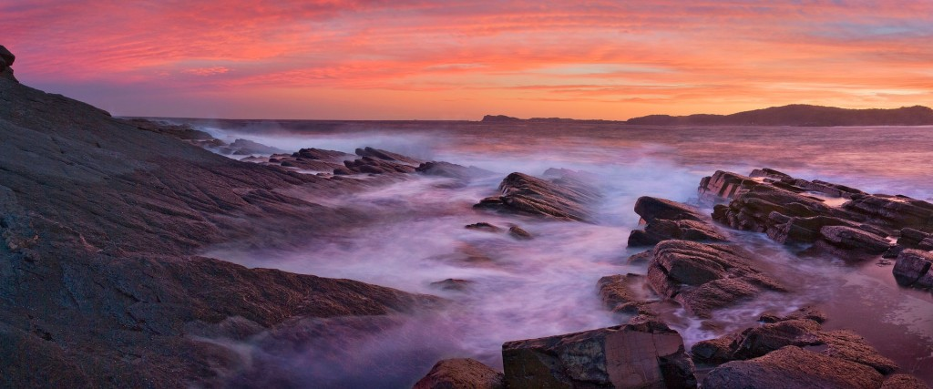 Andrew Barnes Landscape Photography, The Cauldron, Cellito Beach, Forster, Great Lakes