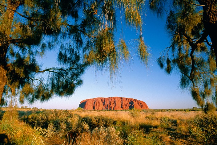 Andrew Barnes Landscape Photography - Uluru - Outback Photography