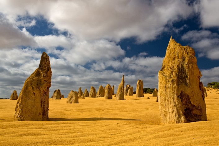 Andrew Barnes Landscape Photography - Pinnacles - Outback Photography