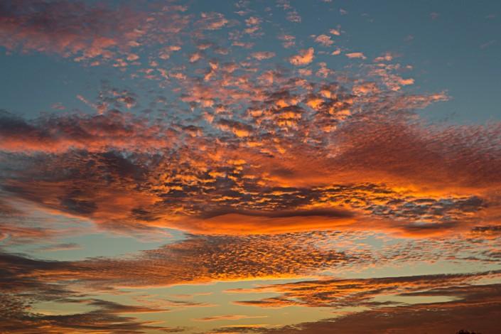 Andrew Barnes Landscape Photography - Patchwork in Orange