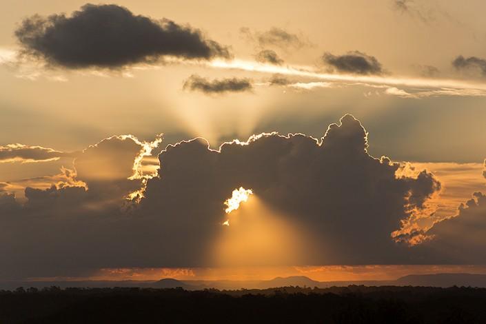 Andrew Barnes Landscape Photography, Blue Mountains, Sunset