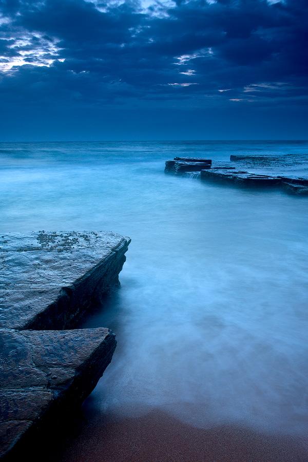 Andrew Barnes Landscape Photography Turimetta Beach
