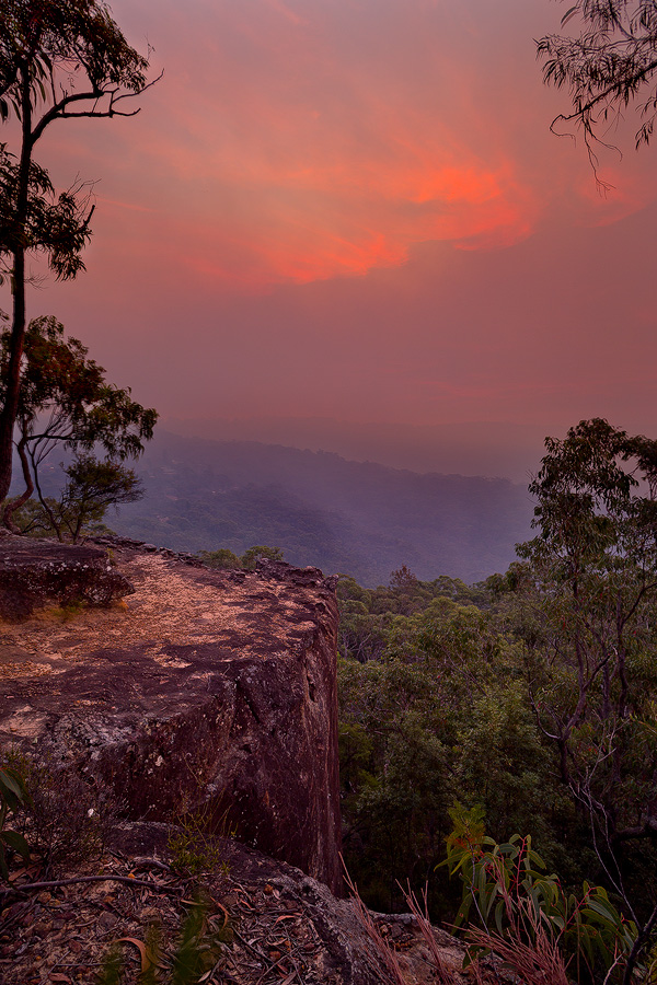 Backburn, Sunset, Berowra, Australian Landscape Photography, Berowra Waters, Berowra Valley National Park