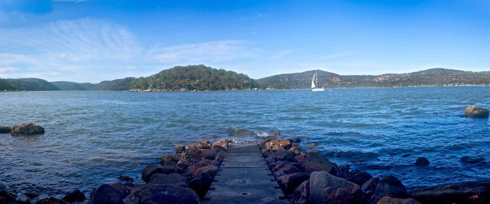 Dangar island, Hawkesbury, Brooklyn