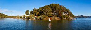 Prickly Point, Hawkesbury, Milson Island