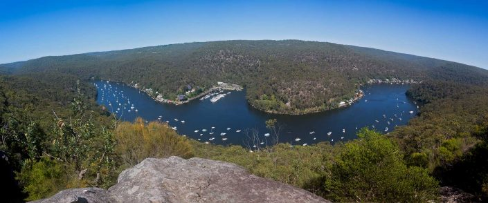 Berowra, Berowra Waters Marina, Australian Landscape Photography, Berowra Waters, Berowra Valley National Park, Berowra Waters Ferry