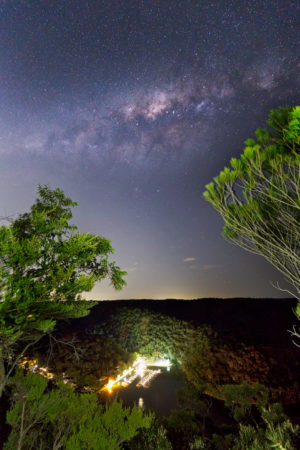Astrophotography, Berowra, Berowra Waters Marina, Australian Landscape Photography, Berowra Waters, Berowra Valley National Park, Berowra Waters Ferry