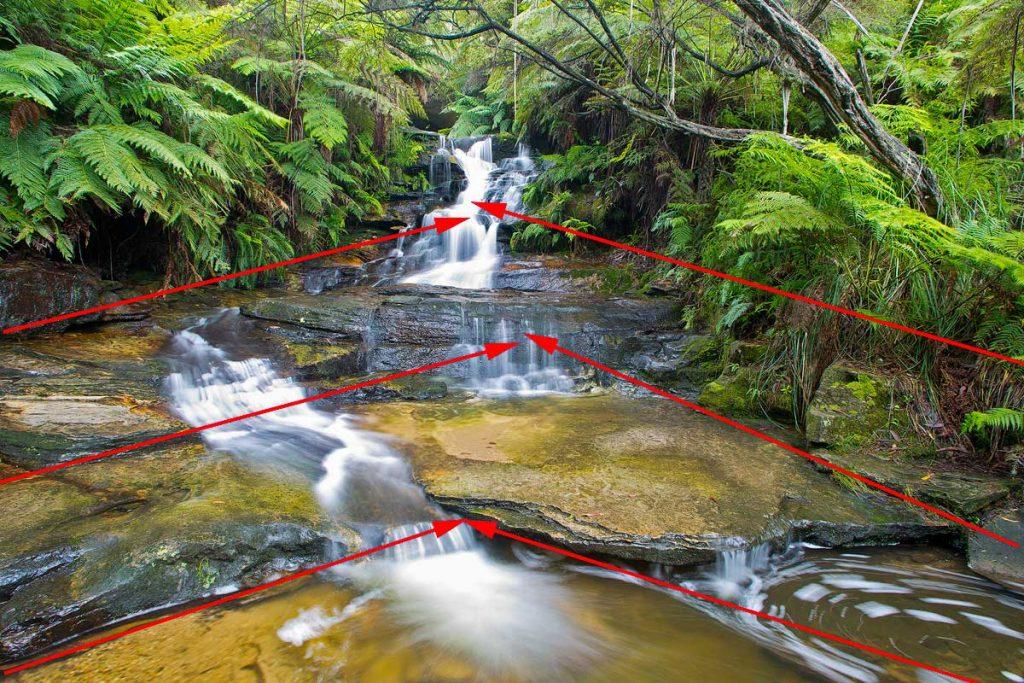Upper-Leura-Falls
