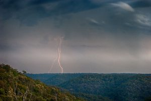 Lightning, Berowra, Australian Landscape Photography, Berowra Waters, Berowra Valley National Park