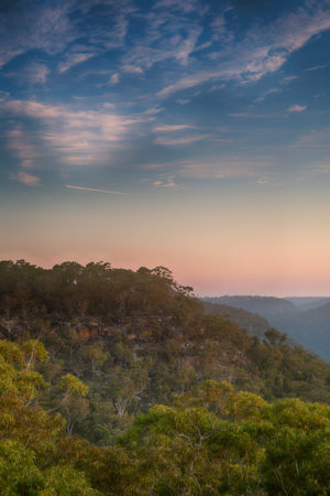 Barnetts Lookout, Berowra, Australian Landscape Photography, Berowra Waters, Berowra Valley National Park