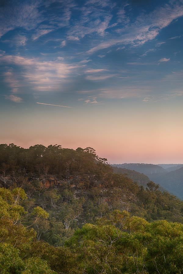 Barnetts Lookout, Berowra, Australian Landscape Photography, Berowra Waters, Berowra Valley National Park