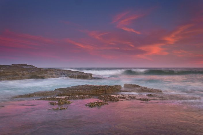 Pink Bliss, Spoon Bay, Skillion, Terrigal, Central Coast, The Haven