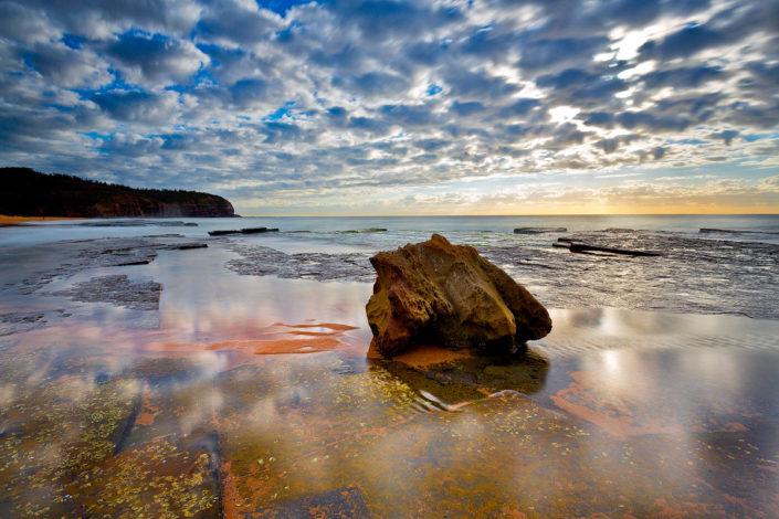 Turimetta Beach, Sunrise, Sydney Northern Beaches, Landscape Photography, Landscape Photography Sydney