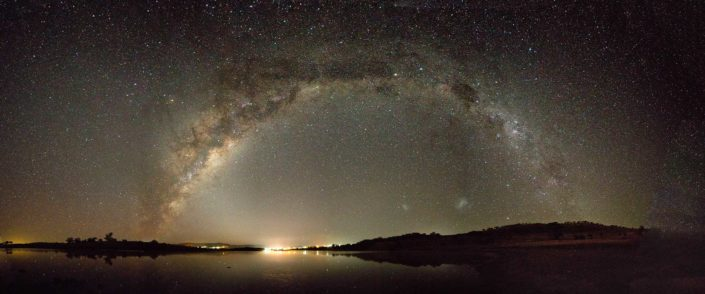 Jindabyne, Lake Jindabyne, Snowy Mountains, Milky Way, Astrophotography