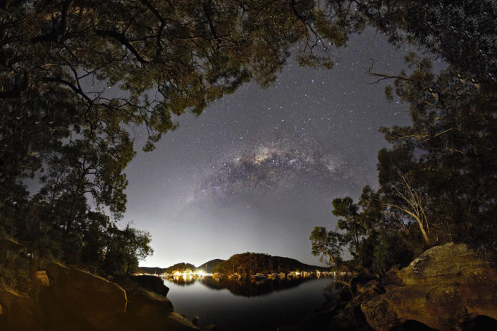 Berowra, Berowra Valley National Park, Berowra Waters, Landscape Photography, Astrophotography, Milky Way