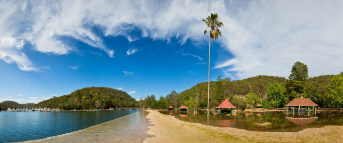Bobbin Head, Kuring-gai Chase, Ku Ring Gai Chase, Kuringai Chase, King Tide, NSW National Parks, Landscape Photography