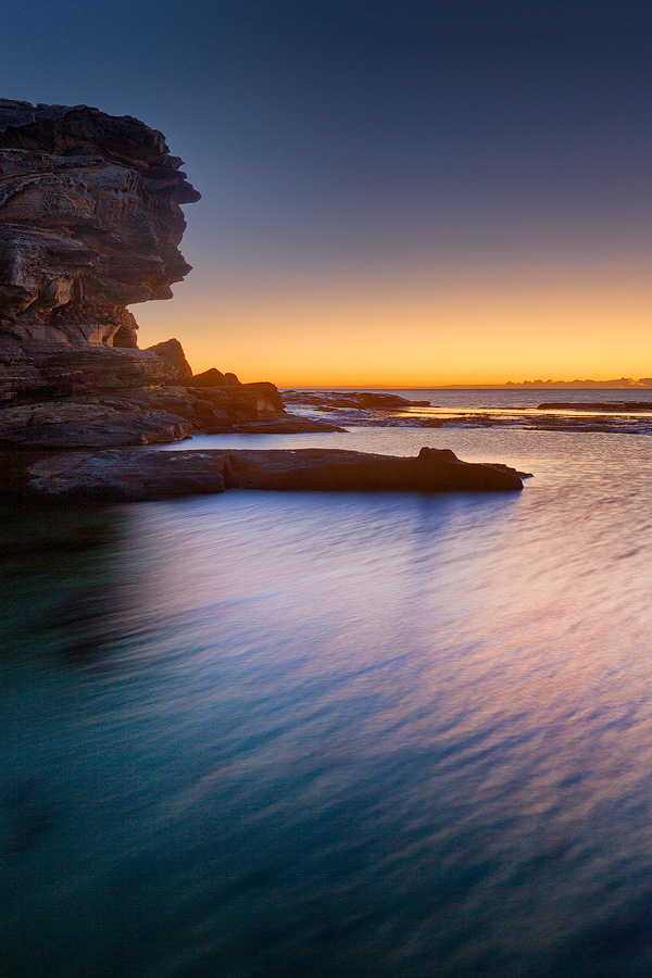 Sunrise at North Curl Curl, Sydney Northern Beaches